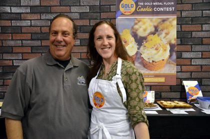 Judging at the 2014 LA County Fair: Gold Medal Flour Cookie Contest! | Baking Bites