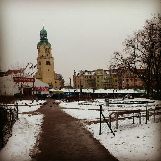 Plac Marii Curie-Sklodowskiej