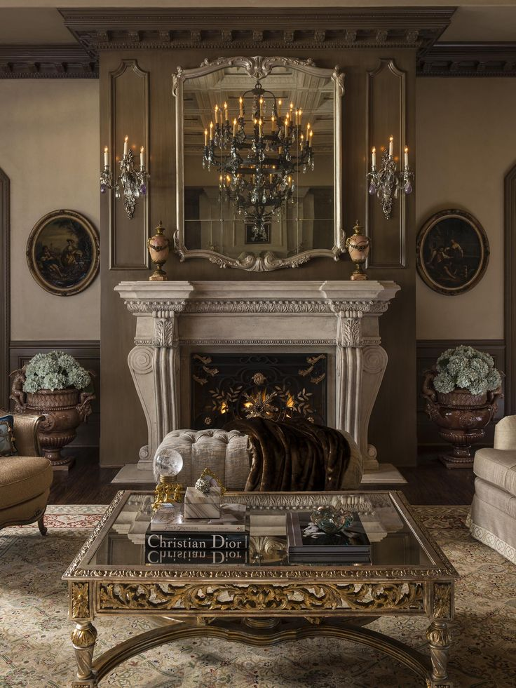 25 best ideas about french living rooms on pinterest - Does a living room need a fireplace ...