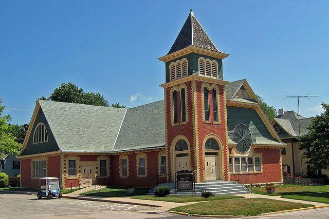 Highland Christian Church  Doniphan County, Ks.