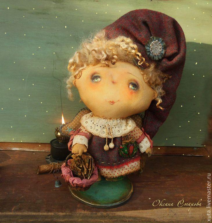 Купить Рождественские письма... - бордовый, рождественский ангел, рождественские письма, новогодний подарок 2015