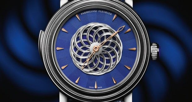 Parmigiani Fleurier presents the Toric Kaleidoscope http://bit.ly/1B6VK1X