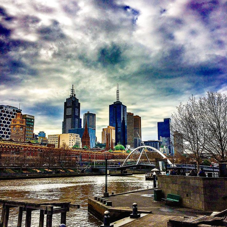 What a skyline! #Melbourne #photography #photooftheday #Victoria #Australia #travel