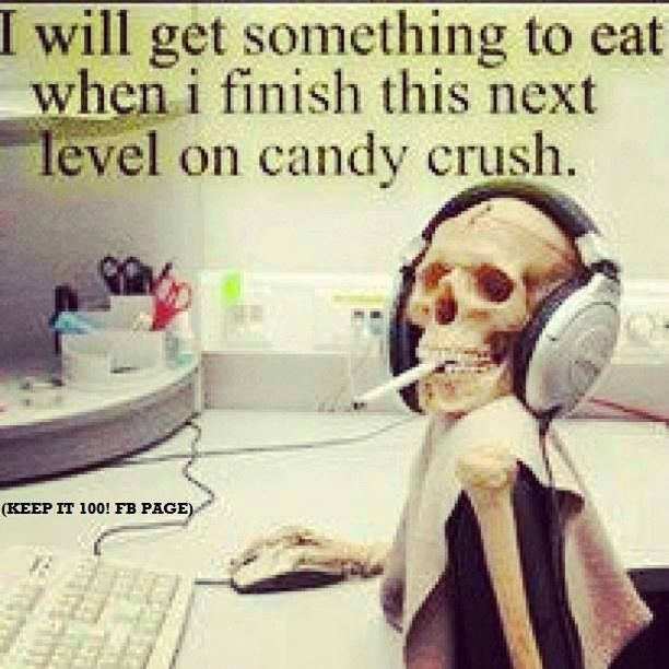 candy crush humor | Candy Crush sucked me in! | Humor