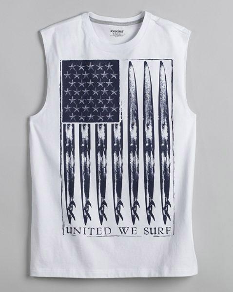 Sleeveless T-shirt With UK Printed Spring/summerBalmain IJfeadtO4