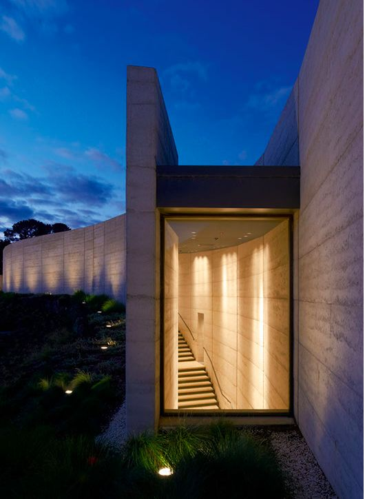 Port Phillip Estate winery in Red Hill Victoria by Woodmarsh