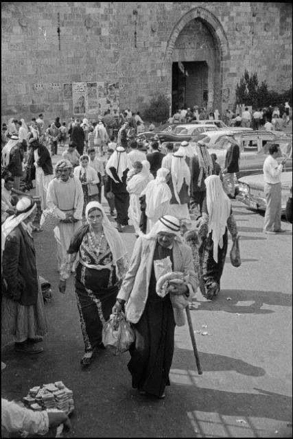 القدس، فلسطين ١٩٦٣ Jerusalem, Palestine 1963 Jerusalén, Palestina 1963