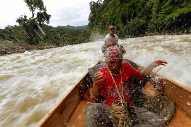 Sukacita Natal di Malinau, Perbatasan Indonesia - Malaysia (III)