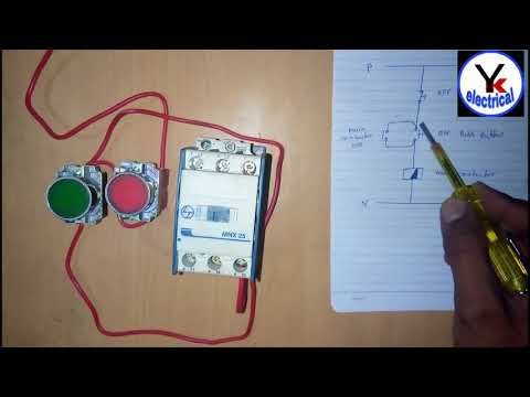 Amazing House Motor Starter Wiring Water Pump Motor Starter Yk Wiring Digital Resources Indicompassionincorg