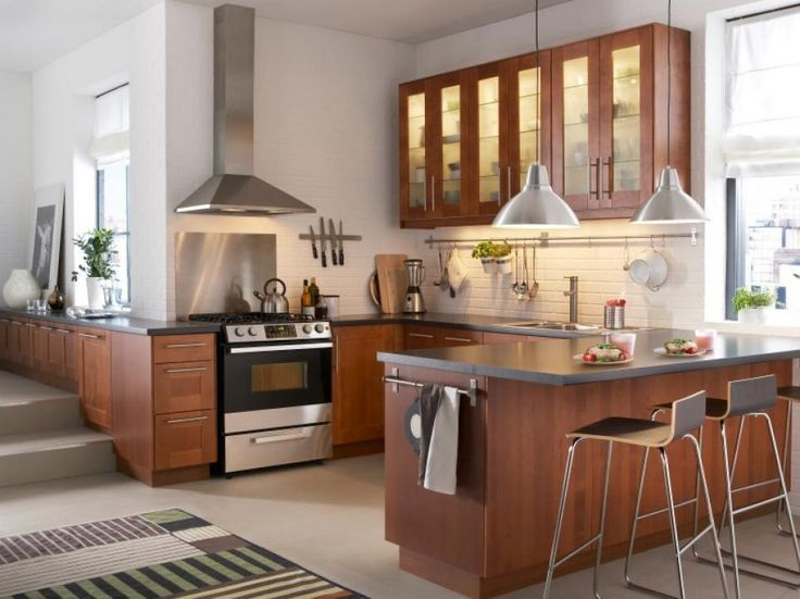 What makes a kitchen a certain style? See the main design elements for five styles from IKEA®.
