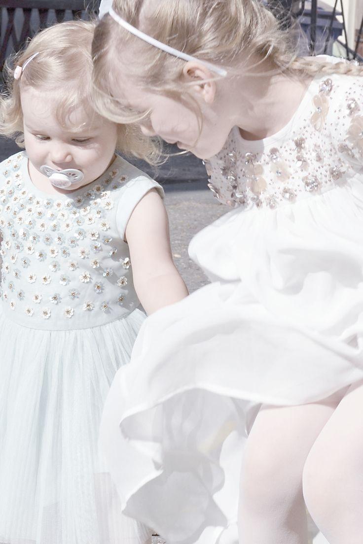Kids • Mood • White • Dress