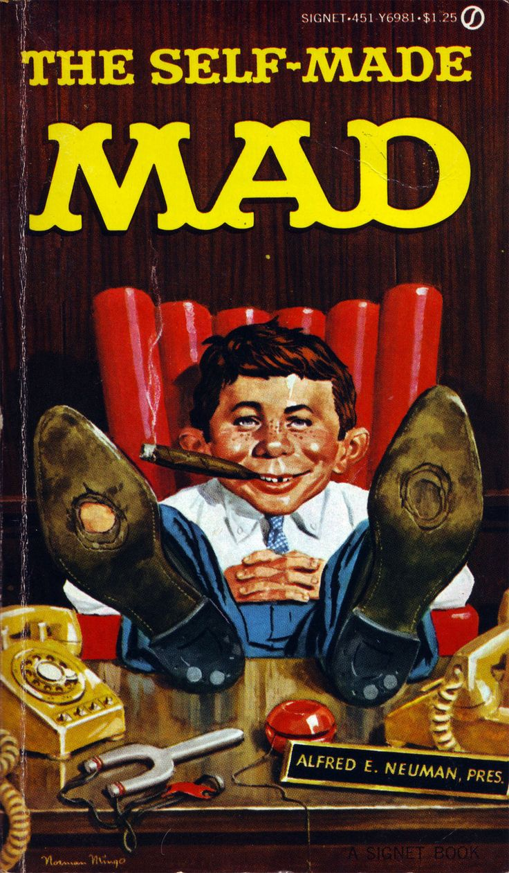 MAD magazines and books   Childhood memories   Mad ...
