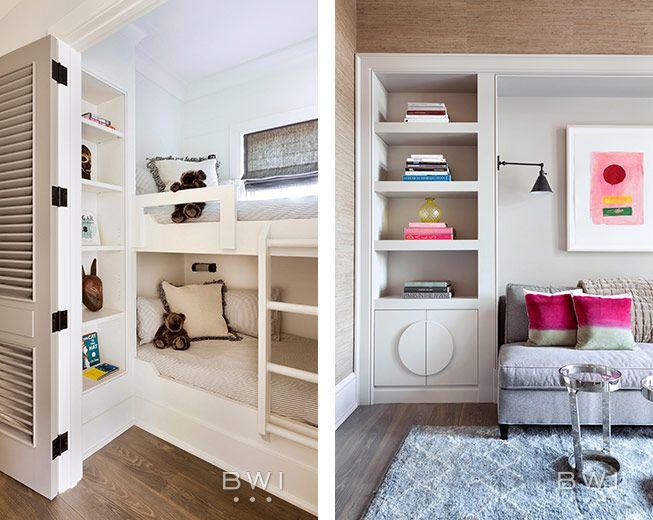 Kids Bedroom Nook 60 best bunk beds and built-in bed nooks images on pinterest