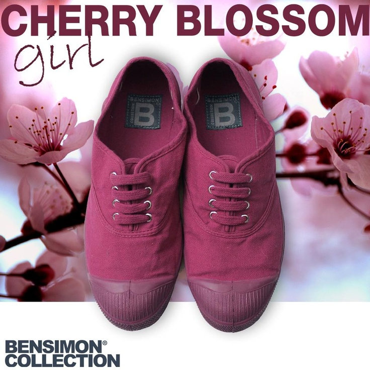 Cherry Blossom girl! Bensimon Greece