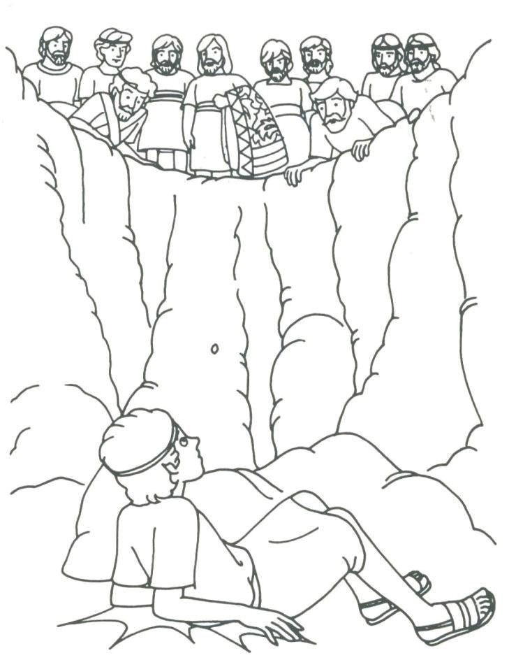 preschool bible coloring pages - photo#38