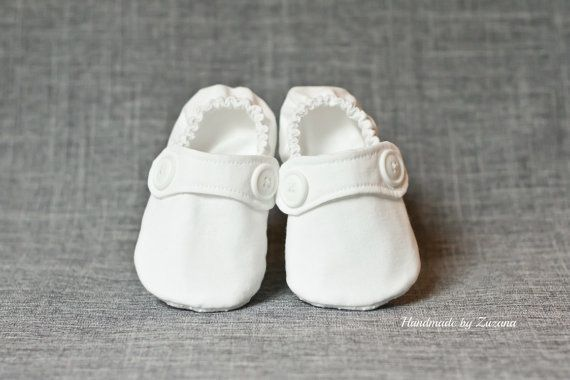 Baby boy shoes Christening shoes Baptism shoes e by handmadebyzuzana