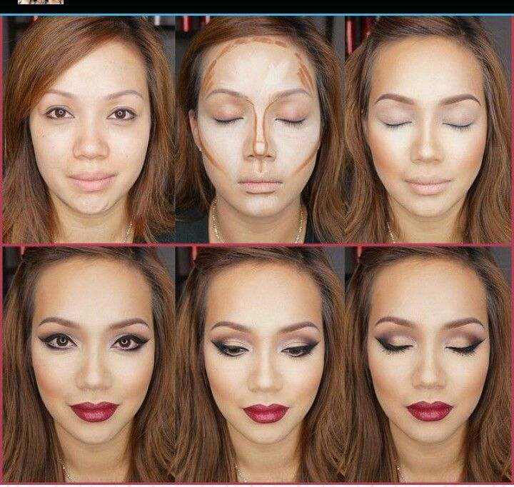 contouring and highlighting tutorial asian dating