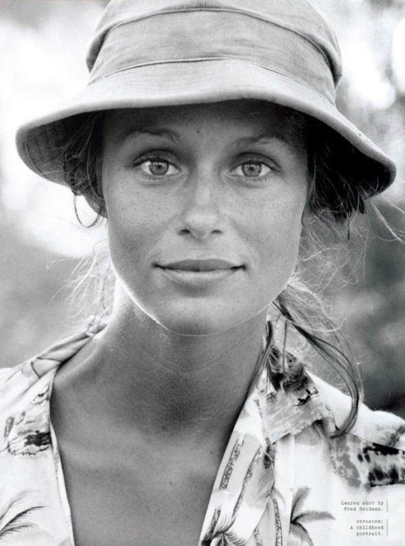 The Summer Look of: Lauren Hutton