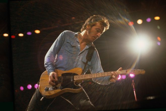 Bruce Springsteen to Release Autobiography, Born to Run