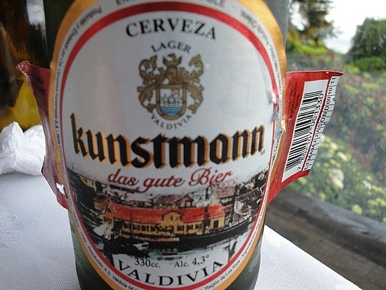 Kunstmann Lager #beers #chile