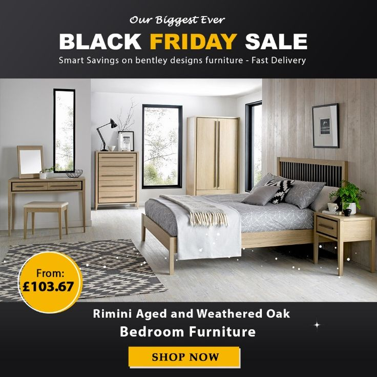 Exclusive Black Friday Furniture Deals On Bedroom, Dining