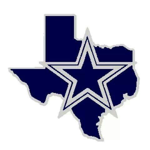 Best Quality Dallas Cowboy Star Car Decal
