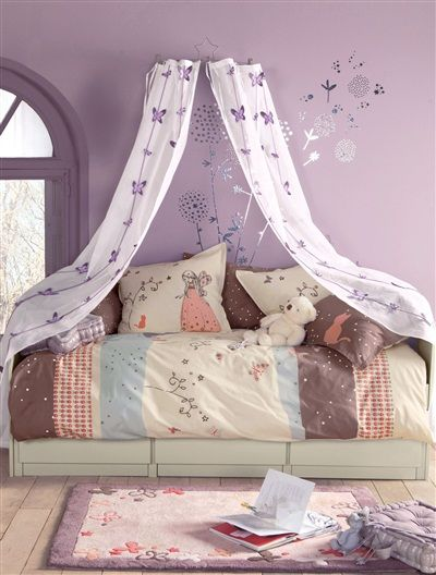 Traumhafter Bettbezug 'Feenzauber'