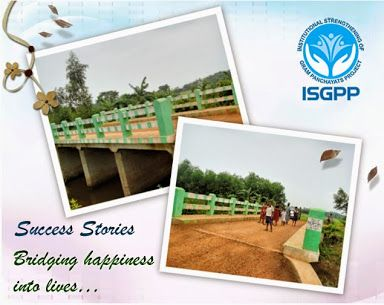 'Bridging happiness into lives...' - Click on the image to read our latest 'Success Story' Blog Post. LIKE us on Facebook >> https://www.facebook.com/isgpp
