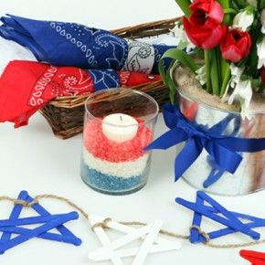 fourth of july decoration ideas 2014