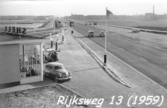 A13 Rotterdam (jaartal: 1950 tot 1960) - Foto's SERC