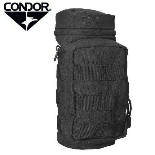 Condor H2O Bottle Pouch black MA40