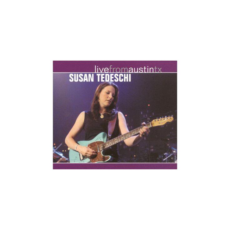 Susan tedeschi - Live from austin texas (CD)