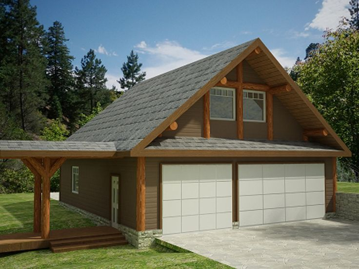 77 Best 3-Car Garage Plans Images On Pinterest