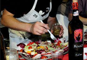 Grande successo a #Griglie #Roventi edizione 2013, dove il #BociaRosso di Andrea Masat della #cantina #Bellia #Ornella ha riempito i #calici e i cuori di vera euforia.