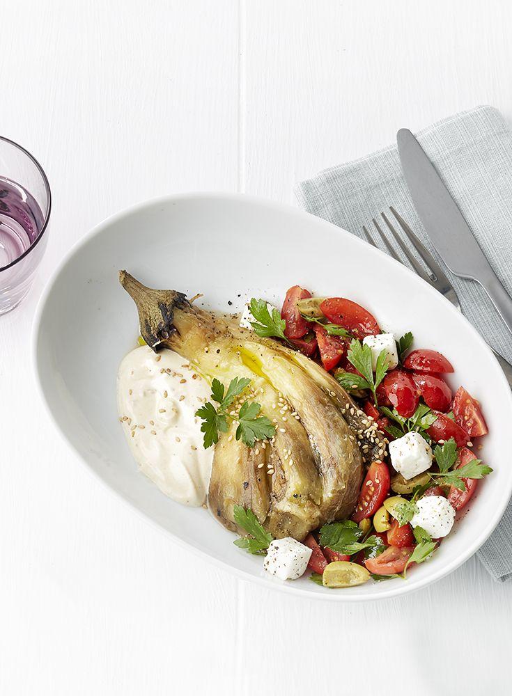 Aubergines op z'n Libanees https://market.carrefour.eu/nl/recept/aubergines-op-zn-libanees?utm_campaign=trv-w50-trf-oingoing&utm_medium=social&utm_source=pinterest-nl&utm_content=board%20veggy&utm_term=image