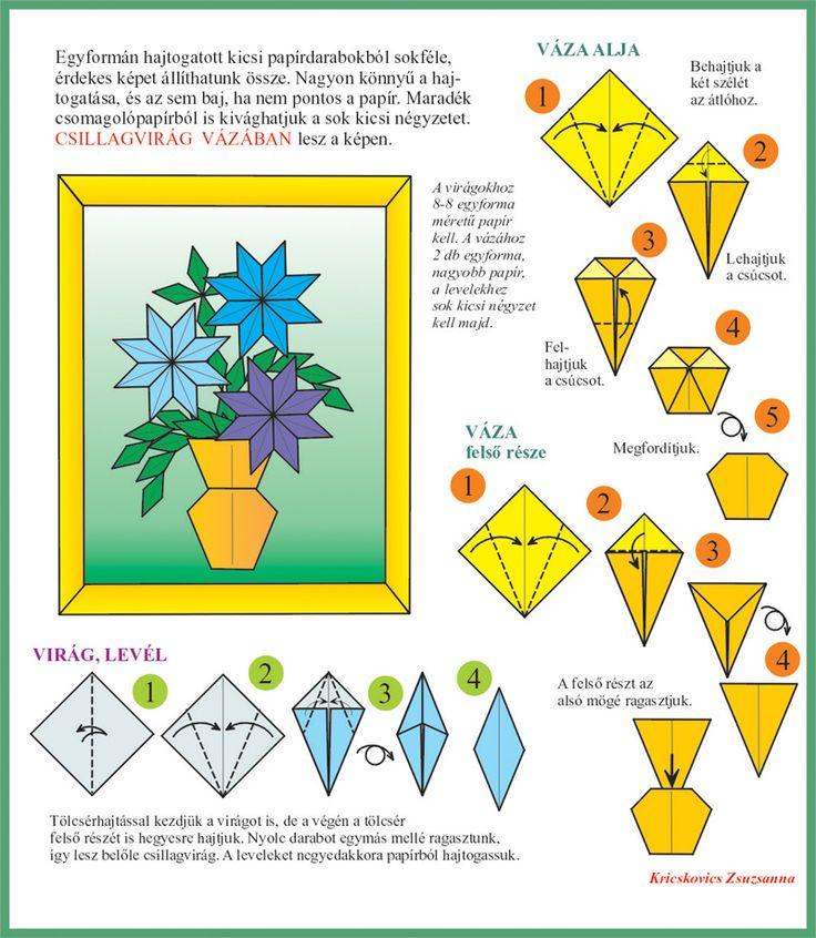 http://www.zsuzsiorigami.info/wp-content/uploads/2014/12/flower-origami-starflower-in-pot.jpg