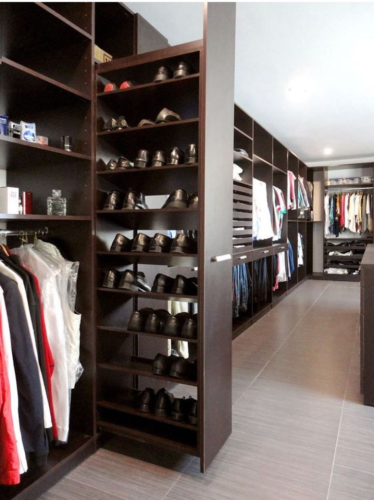 Closet porta sapatos