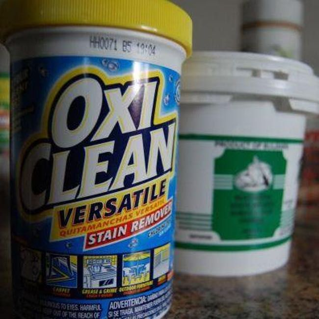 OxiClean is listed (or ranked) 8 on the list The Best Ways to Clean Tile Floors