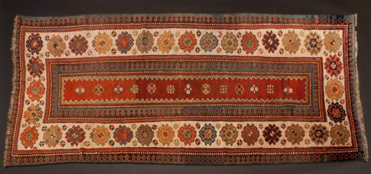 Caucasian Rug - Talish (1870): Talish 1870, Decorative Arts, Oriental Rugs