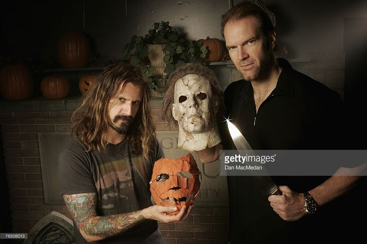 media.gettyimages.com photos directormusician-rob-zombie-actor-tyler-mane-are-photographed-at-fx-picture-id76506013