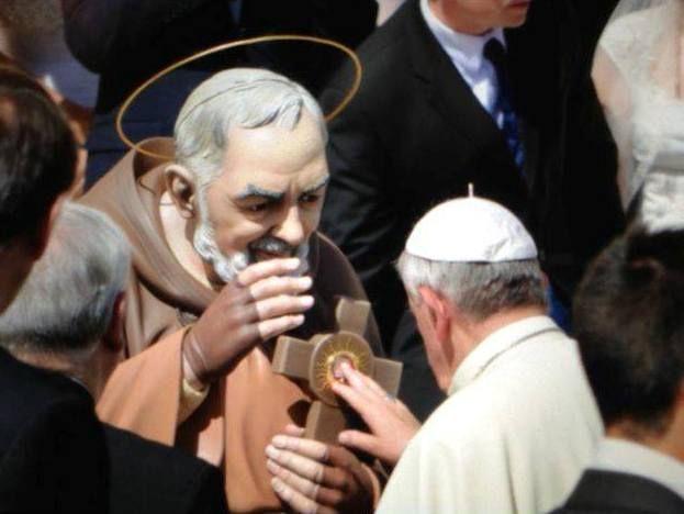 Il Papa: «Voglio venire a San Giovanni» - http://blog.rodigarganico.info/2016/gargano/il-papa-voglio-venire-a-san-giovanni/