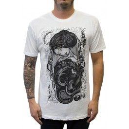 Men's Bala Deva T-Shirt - White