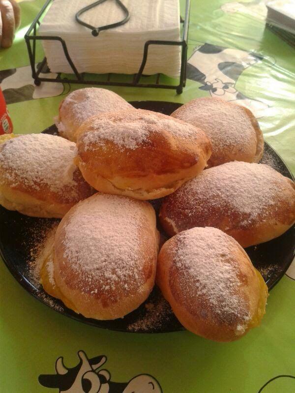 Imagen obtenida de: Thermomix Cádiz   Necesitamos    - Para la crema     500 gramos agua    300 gramos de azúcar   100 gramos de harina   ...