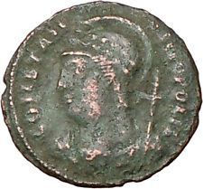 Constantine The Great founds Constantinople Ancient Roman Coin Victory i23959 #ancientcoins https://guidetoancientcoinsengland.wordpress.com/2015/11/03/constantine-the-great-founds-constantinople-ancient-roman-coin-victory-i23959-ancientcoins/