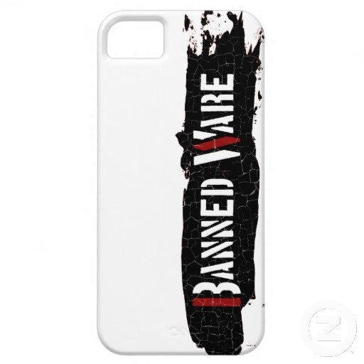 BannedWare iPhone 5 Case