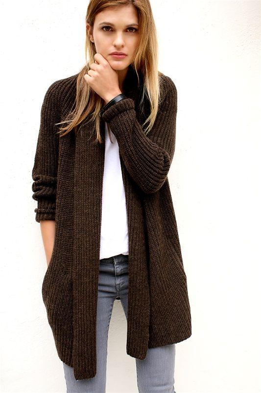 Julie Park Shawl Collar Coat Merino-Alpaca