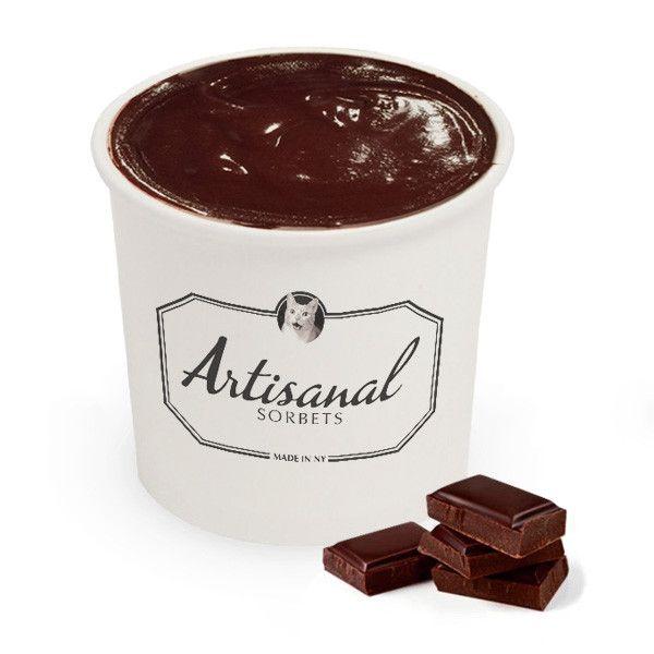 Chocolate Sorbet Pint (16 Oz.)
