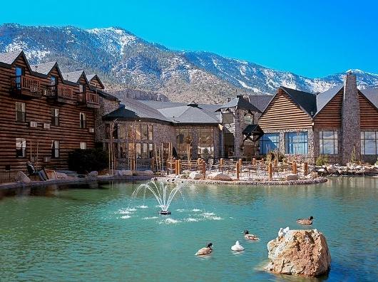 Perfect Wedding Venue Magnificent mountain wedding venue