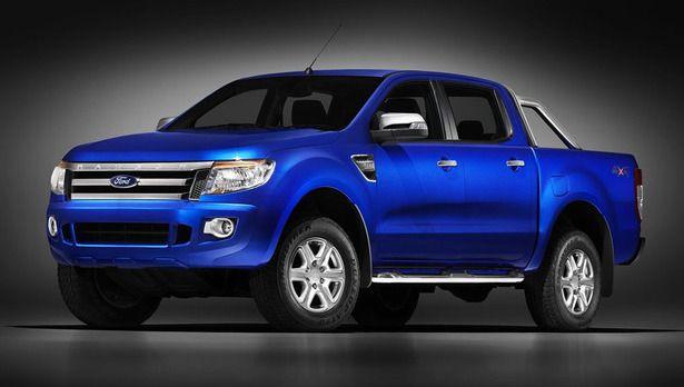 2016 Ford Ranger - design