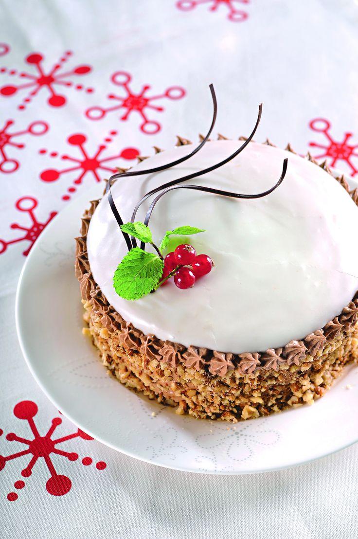 Торты праздничные рецепт с картинкой